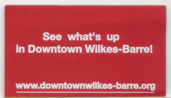 Downtown Wilkes-Barre